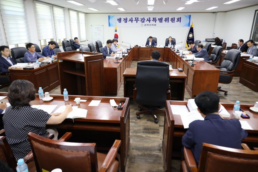 제220회 정례회 행정사무감사특별위원회(제4차) 이미지(2)